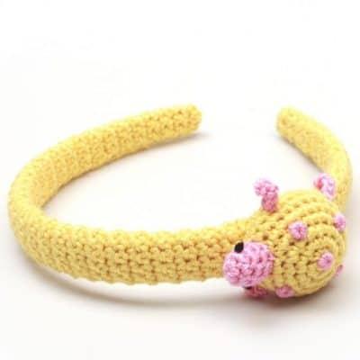 naturezoo haarband schildpad geel roze 333460 1573389991