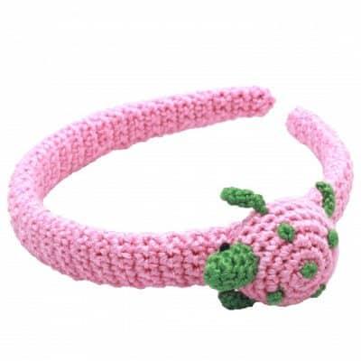 naturezoo haarband schildpad roze groen 333464 1573390163