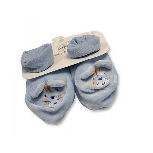nursery time babyslofjes tijger 0 6 maanden junior blauw 2 348504 1577975207