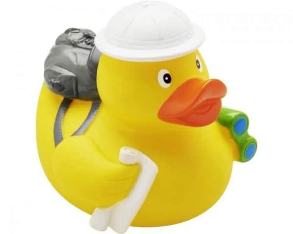 playshoes badeend bath ducklings backpacker junior 6 cm geel 355139 1579623162