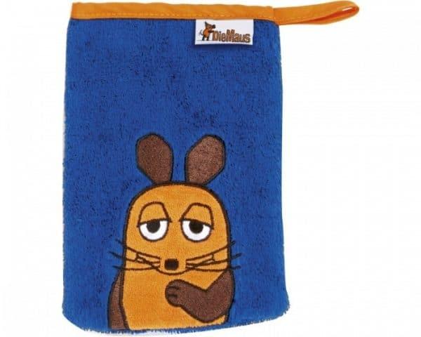 playshoes washand muis 20 cm donkerblauw 329114 1572344602