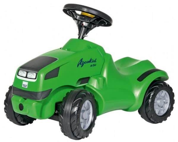 rolly toys looptractor rollyminitrac deutz fahr agrokid junior groen 176360