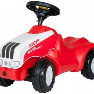 rolly toys looptractor rollyminitrac steyr 4115 junior ro wi 176357