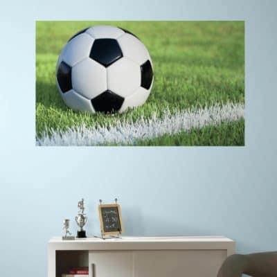 roommates muursticker soccer vinyl 91 x 152 cm 2 345248 1576743794