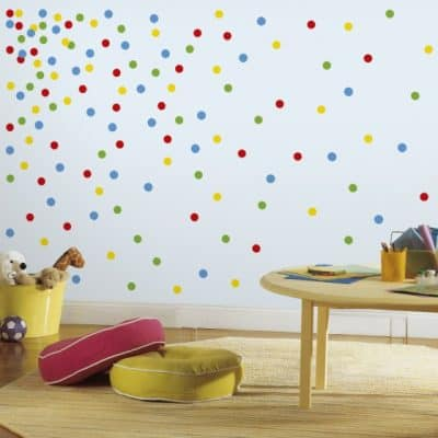 roommates muurstickers confetti stippen vinyl 180 stuks 2 337570 1574415903