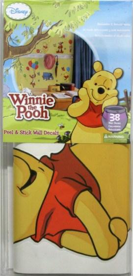 roommates muurstickers winnie the pooh vinyl 38 stuks 2 326149 1571756827