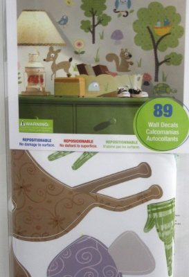 roommates muurstickers woodland animals vinyl 89 stuks 2 326141 1571755688