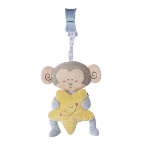 saro hangfiguur met rammelaar en trillen blauw aapje 350283 1578491050