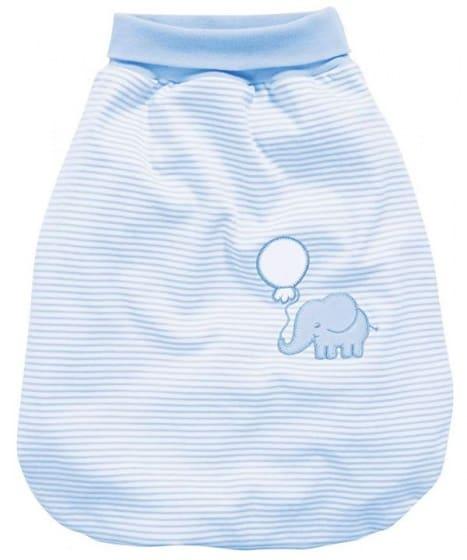 schnizler trappelzak olifant junior katoen blauw 354941 1579610469