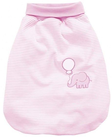 schnizler trappelzak olifant junior katoen roze 354937 1579610301