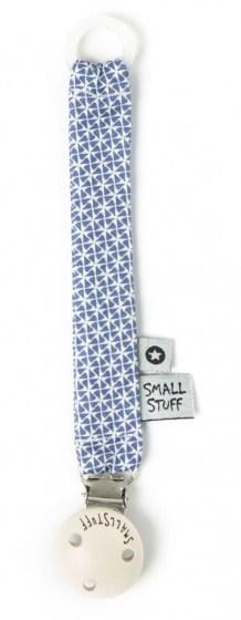 smallstuff fopspeenketting vierkantjes katoen 19 cm blauw 345321 1576750664