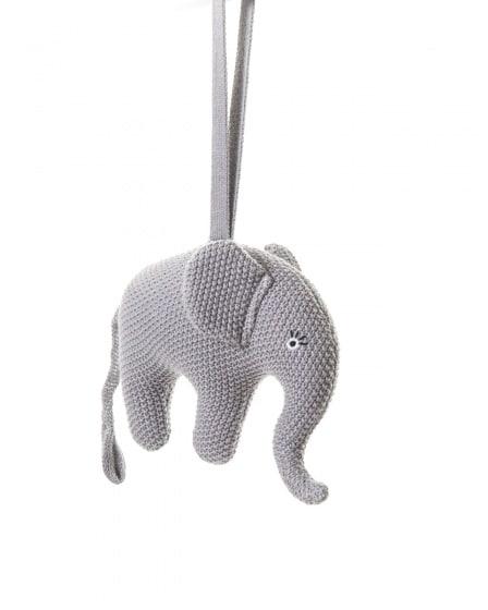 smallstuff muziekmobiel gebreid olifant 16 cm lila 346054 1576931890