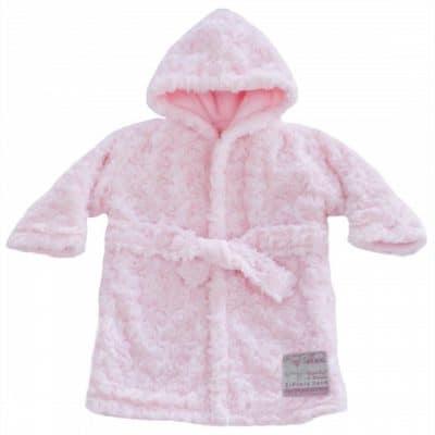 soft touch badjas baby 0 12 maanden roze 354734 1579597468