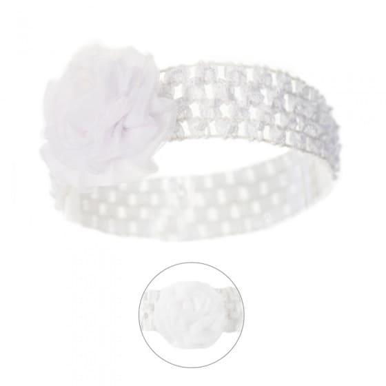 soft touch hoofdband baby bloem 0 12 maanden wit 2 337588 1574416723