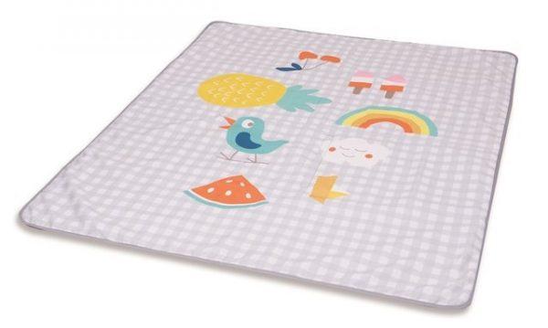 taf toys waterafstotende speelmat outdoor junior 140 cm grijs wit 340241 20191204084435