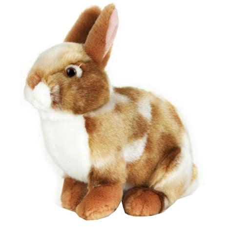 lelly  knuffel konijn 20 cm lichtbruin 123542