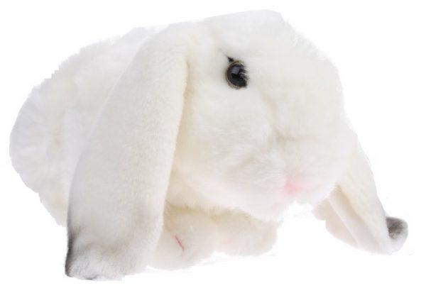 lelly knuffel konijn 30 cm wit 123584