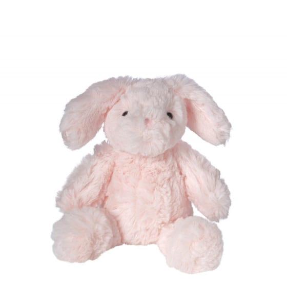 manhattan toy knuffel lovelies binky bunny 14 cm pluche roze 409509 1591171564