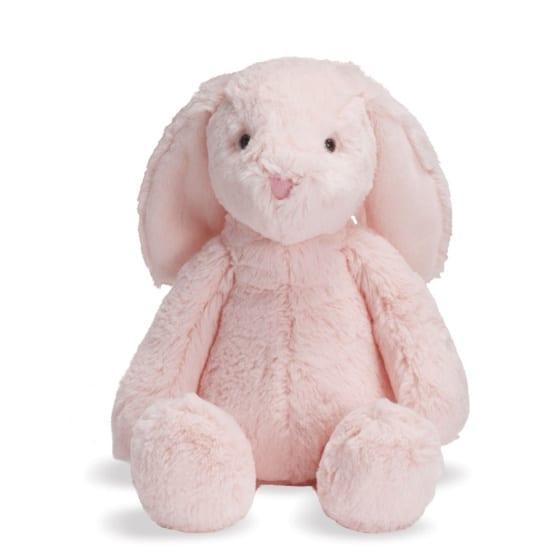 manhattan toy knuffel lovelies binky bunny 19 cm pluche roze 409493 1591170892