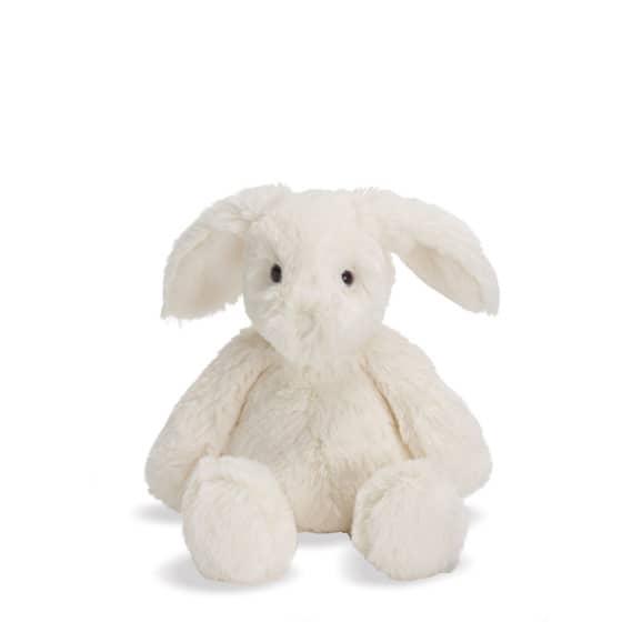 manhattan toy knuffel lovelies riley rabbit 14 cm pluche wit 409526 1591172030