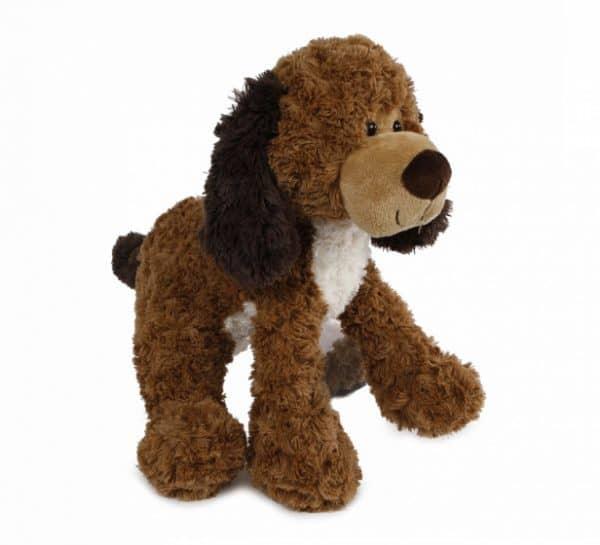 take me home knuffel hond junior 33 cm pluche bruin 394907 1588756599