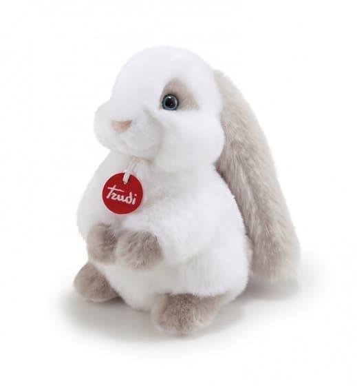 trudi knuffel konijn clemente 20 cm wit 300024 20190615125529