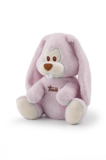 trudi magnetronknuffel konijn 28 cm roze 299916 1560581867
