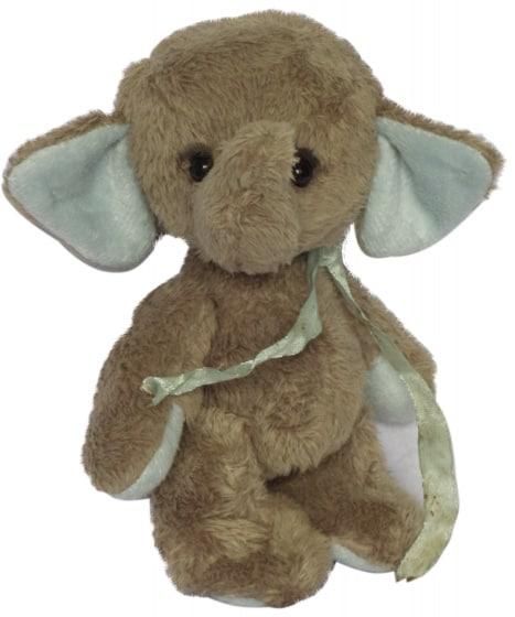 clemens knuffel olifant bimbolino junior 15 cm pluche grijs 450989 1598009876