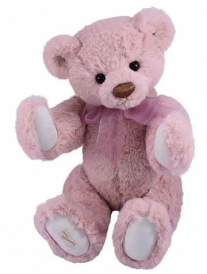 clemens knuffelbeer wistful meisjes 43 cm microfiber pluche roze 450074 20200821154233