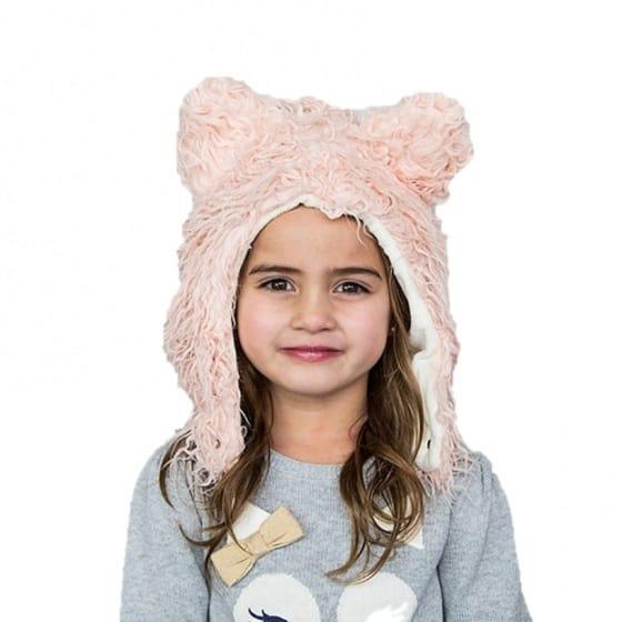 eskimo kids baby  peutermuts kat meisjes roze 3 348727 20200117105828