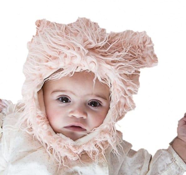 eskimo kids baby  peutermuts kat meisjes roze 4 348729 20200117105841