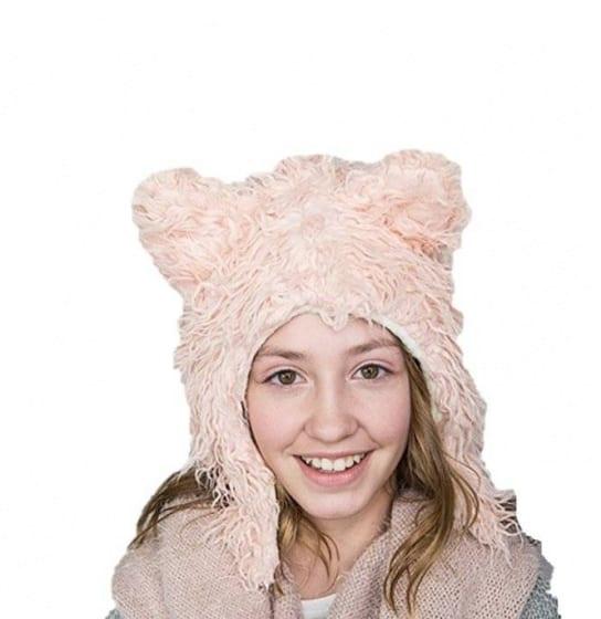eskimo kids muts kat meisjes roze 2 348727 1578043315