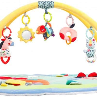 fehn speelkleed color friends junior 105 cm katoen 8 delig 2 444003 1596609564