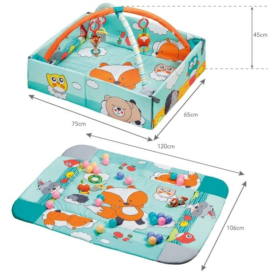 kidwell speelmat jati educatief 120 cm multicolor 5 341253 1575631205