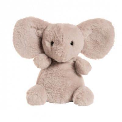 manhattan toy knuffel astor de olifant junior 19 cm grijs 418424 1592310933