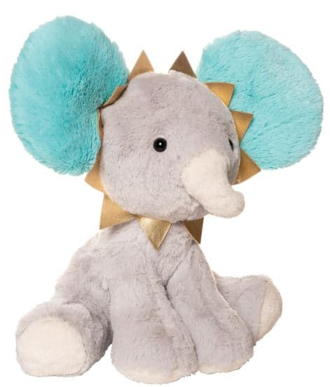 manhattan toy knuffel olifant brights junior 267 cm pluche grijs 2 441301 1596098878