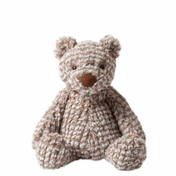 manhattan toy knuffel rowan bear 11.9 cm pluche bruin 408953 1591097344