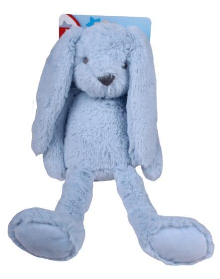 mini club knuffel konijn junior 37 cm pluche blauw 474651 1602503262