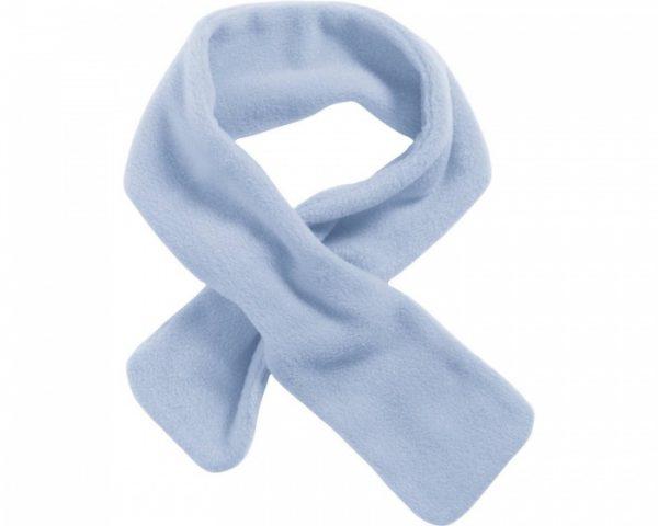 playshoes fleece sjaal met lus lichtblauw 335597 1573978879