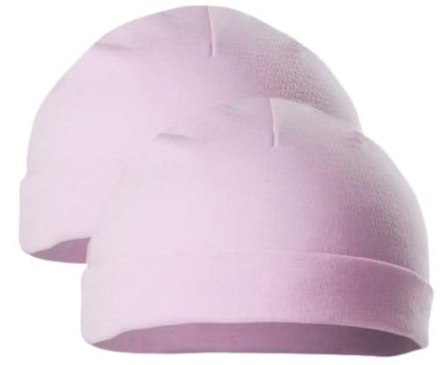 soft touch babymuts meisjes katoen roze 471037 1601728806