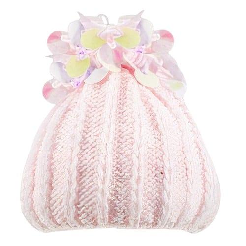 soft touch babymuts pompom meisjes polyester roze 470579 20201003083409