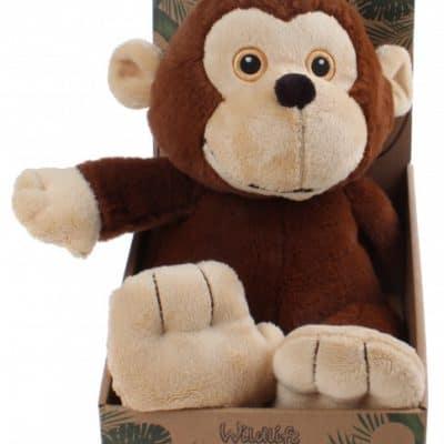 tender toys knuffel wildlife pluche aap 30 cm bruin 265607 1544601627