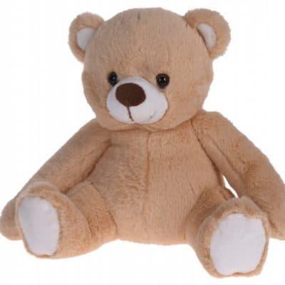 tender toys knuffelbeer met magneten 22 cm beige 330733 1572540800