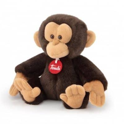 trudi knuffel aap paco 25 cm bruin 300043 1560598354