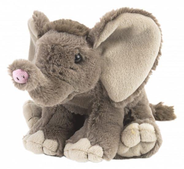 wild republic knuffel afrikaanse olifant 20 cm pluche grijs 434970 1594899860