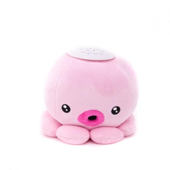 baby monsters nachtlampje met geluid octopus roze 361731 1581327748