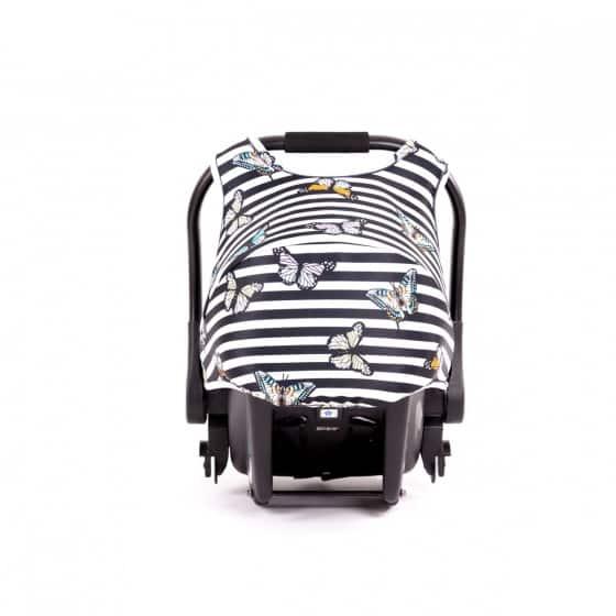 baby monsters zonnekap luna autostoel 0 vlinders zwart wit 3 361986 1581408402