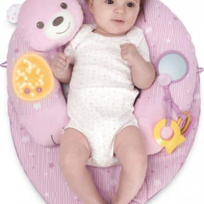 chicco babynest 3 in 1 my first nest meisjes 40 cm roze 2 317731 1568891434 3