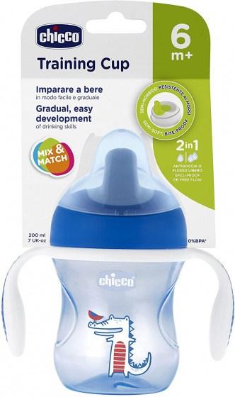 chicco drinkbeker training cup junior 200 ml siliconen blauw 3 431025 1594295528