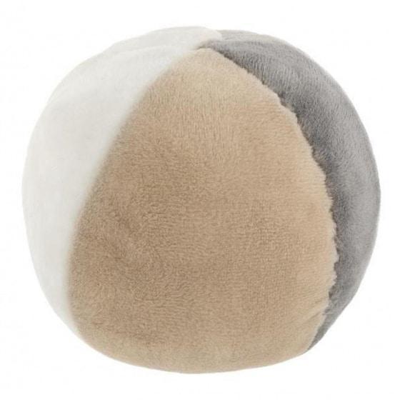 chicco knuffelbeer en bal junior 20 cm pluche beige wit grijs 2 429322 1594102689